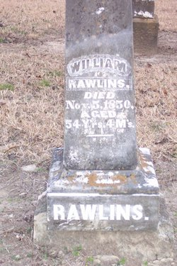William Rawlins, Sr