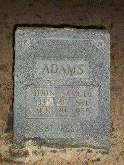 John Samuel Adams