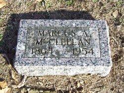 Marcus Alvin McClellan