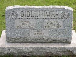 George Biblehimer