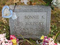Bonnie K Bolinsky
