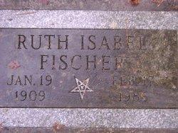 Ruth Isabel <i>Robertson</i> Fischer