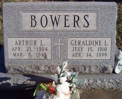 Arthur L Bowers