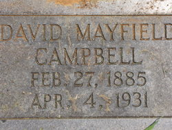 David Mayfield Campbell