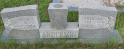 Willie Mae Anderson