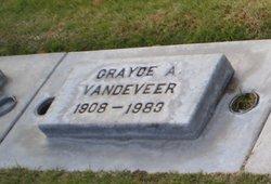 Grayce Alice <i>Kline</i> Vandeveer