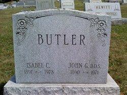 John Geary Butler