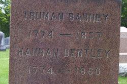 Hannah <i>Bentley</i> Barney
