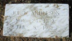 Joe W. Anderson