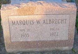 Marquis W. Albrecht