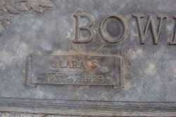 Clara Shirley Melvina <i>Keller</i> Bowman