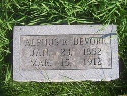 Alphus DeVore