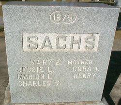 Cora I. Sachs