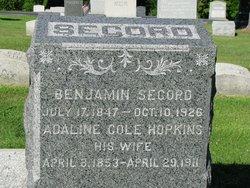 Benjamin Secord