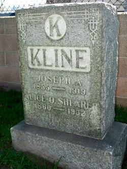 Alice A. <i>Shearer</i> Kline