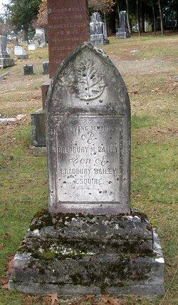 Bradbury M. Bailey