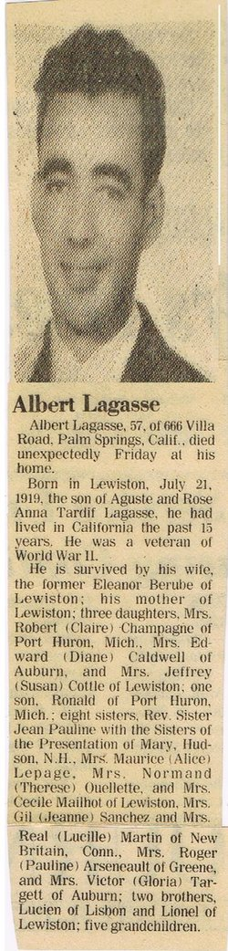 Albert Lagasse