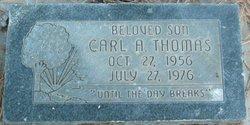 Carl A Thomas