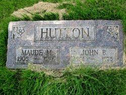 Maude Mae <i>Bruce</i> Hutton