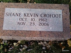 Shane Kevin Crofoot