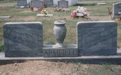 Horrace Eugene Armfield
