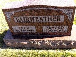 Anna <i>Vestre</i> Fairweather