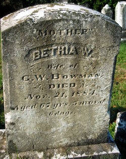Bertha Wheeler <i>Harvey</i> Bowman