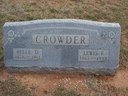 Isabelle Belle <i>Daugherty</i> Crowder