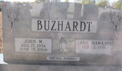 John William Johnny Buzhardt