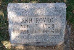 Ann Royko