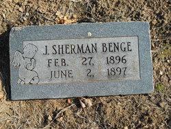 J Sherman Benge