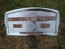 Benford Lee Boyers