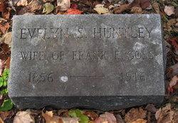 Evelyn S <i>Huntley</i> Goss