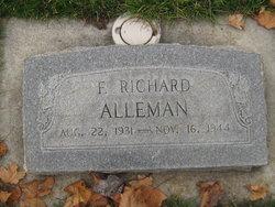 Fredrick Richard Alleman
