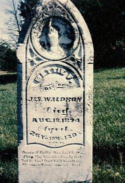 Elizabeth F Waldron