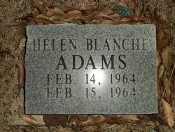 Helen Blanche Adams