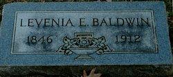 Levenia E. <i>Cleaves</i> Baldwin