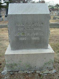 John E Foster
