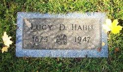 Elizabeth Dorthea Lucy D <i>Ludwig</i> Hahn