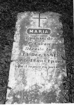 Maria Caron