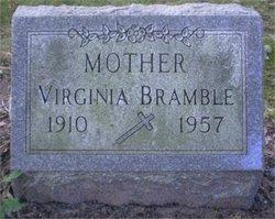 Virginia R <i>Vadeboncoeur</i> Bramble