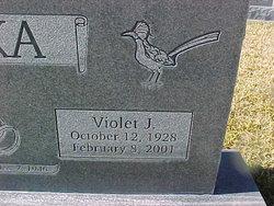Violet J. <i>Akers</i> Alka
