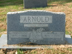 Armstrong Arnold