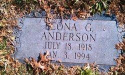 Leona Grace <i>Sollers</i> Anderson