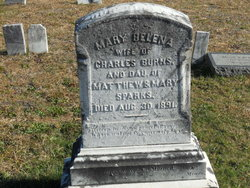 Mary Belena <i>Sparks</i> Burns