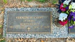 Vernon H Capps