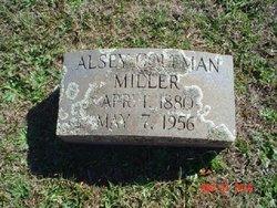 Alsey Coleman Miller