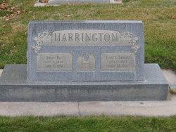 Ella Jane <i>Simkins</i> Harrington