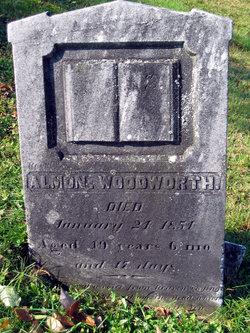 Almon Woodworth