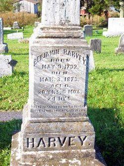 Benjamin Harvey